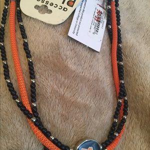 Jewelry - University of Auburn necklace